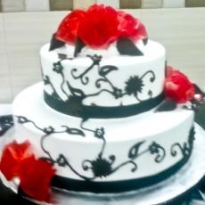 Wedding Cake 5kg - Truffle