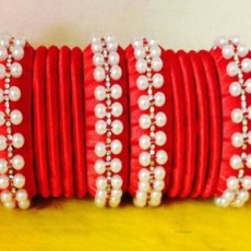 Attractive Bangles - 12pcs