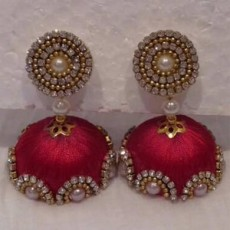 Dazzling Ear Rings - 1 Pair