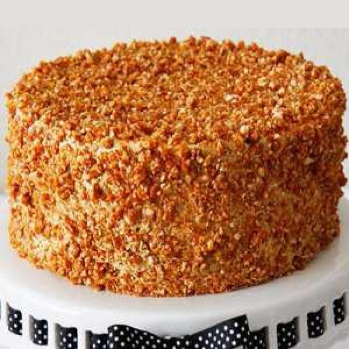 Order Online Almond Nougat Cake To Vizag Send Online Nougat To Vizag