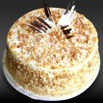 MILKY BUTTERSCOTCH CAKE