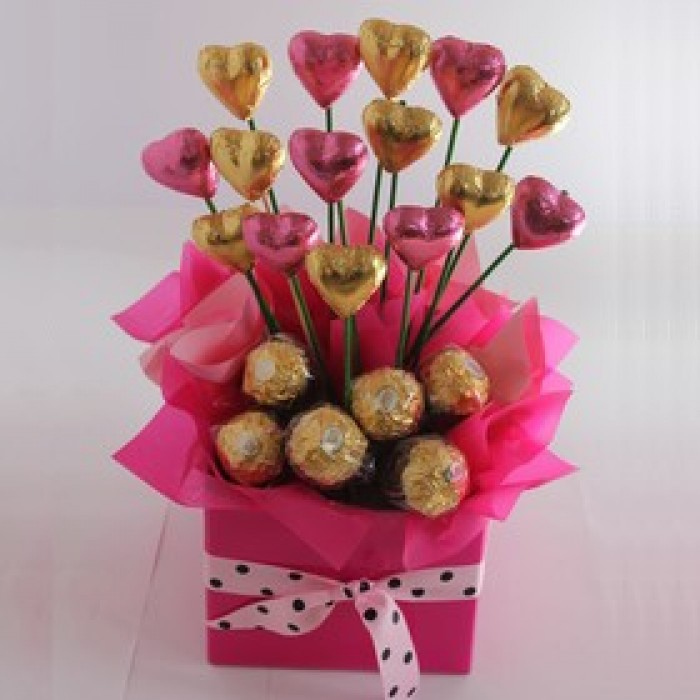 Order Online Chocolate Bouquets To Vizag Send Online Chocolate