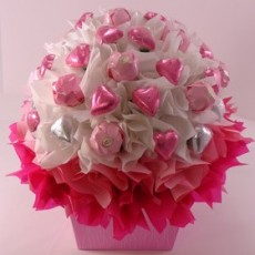 Gorgeous Wishes - Chocolate Bouquet