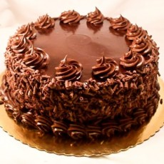 CHOCOLATE SYMPHONY CAKE - 1kg