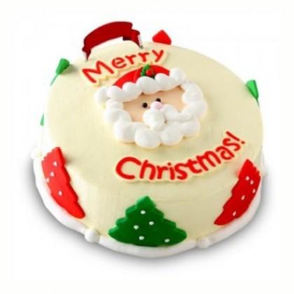 Christmas Cake - 2kg Milky Butterscotch cake