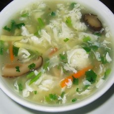Coriander Soup - Chicken