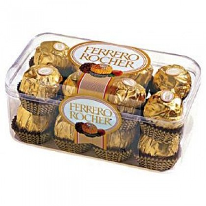 Palatable Ferrero Rocher - 16 Pcs