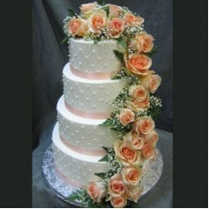 Wedding Cake 12kg Milky Million