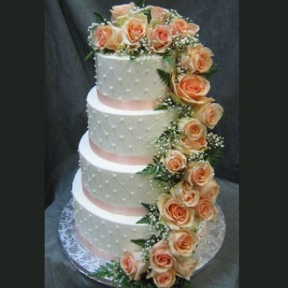send wedding cakes to vizag order online wedding cakes to visakhapatnam. Black Bedroom Furniture Sets. Home Design Ideas