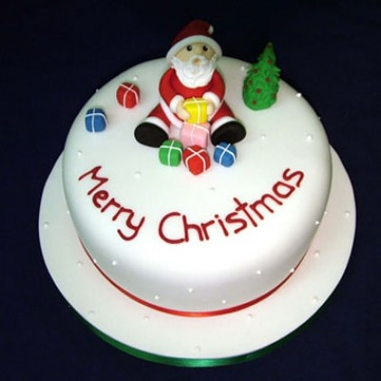 Joyful Christmas - 1kg Milky Butterscotch