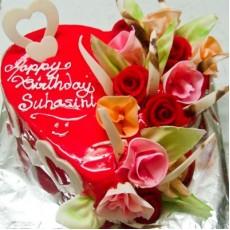 My Heart - Butterscotch Cake 1kg
