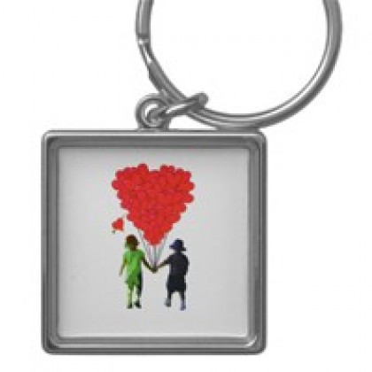 Photo Fix Key Chain