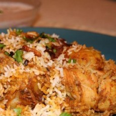 Single Joint Chicken Biryani