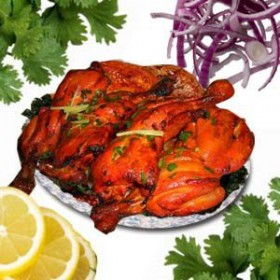 Tandoori Chicken - Full