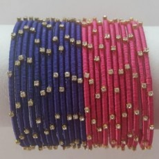 Beautiful Bangles - 12pcs