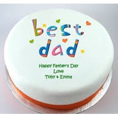 Best Dad - 1kg Milky Butterscotch