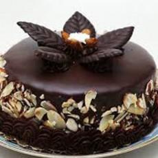 Hazelnut Truffle Cake - 1kg