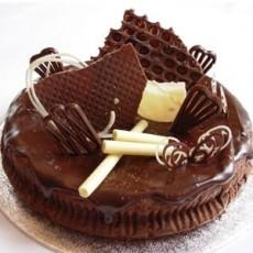 SCOT'S CHOCOLATE CAKE