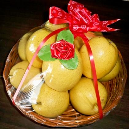 Basket of Shandon Pear