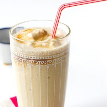 Butterscotch Milkshake